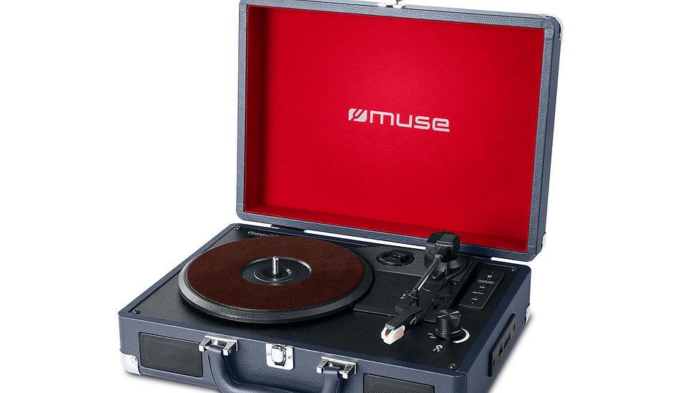 MUSE MT-103DB Giradischi Bluetooth Altoparlanti Incorporati Registra su USB