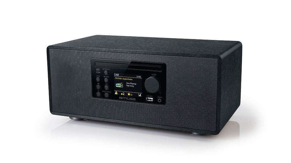 MUSE M-695 DBT Sistema Stereo 60W Radio DAB+ FM Lettore CD Bluetooth NFC USB