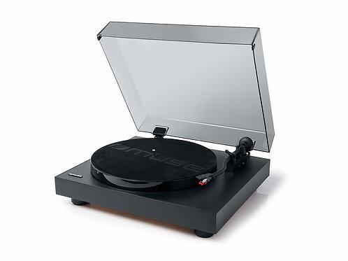 MUSE MT-105 B Giradischi 33/45 giri, Registra e riproduce su USB Key, U