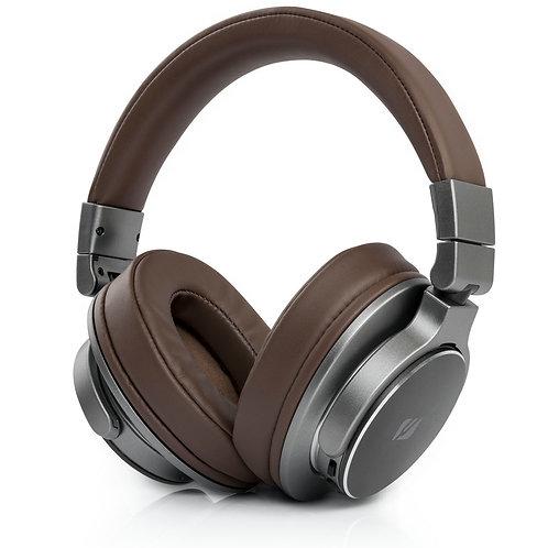 MUSE M-278 BT Cuffie Bluetooth Over-Ear Wireless o con Cavo, Microfono