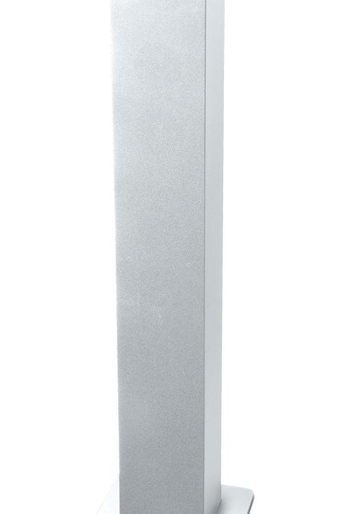 MUSE M-1250BTW Bluetooth Tower White Cassa 100W Subwoofer USB Radio FM