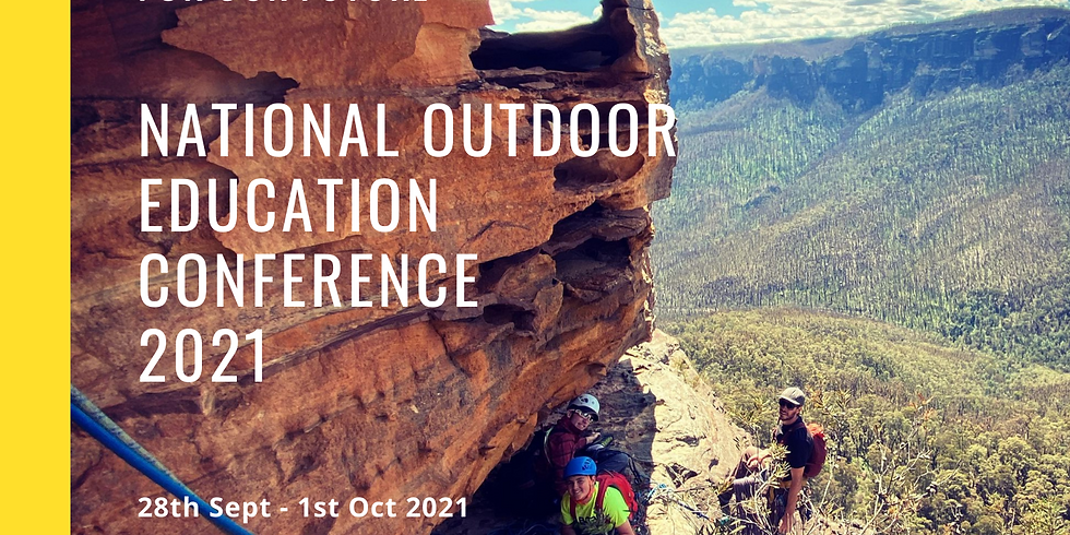 National Outdoor Education Conference 2021