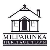 Milparinka Heritage Town Logo [BLACK] CMYK.jpg