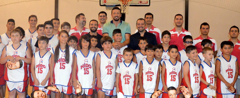 Hidayet Türkoğlu Basketbol Okulları Ankara-30