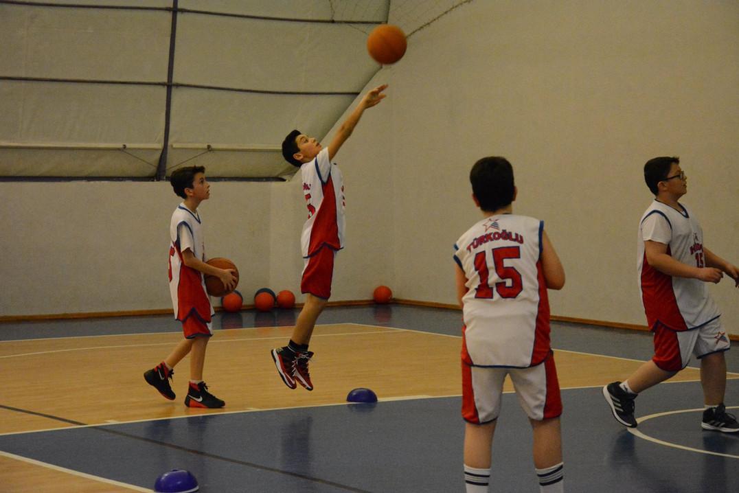 Hidayet Türkoğlu Basketbol Okulları Ankara-