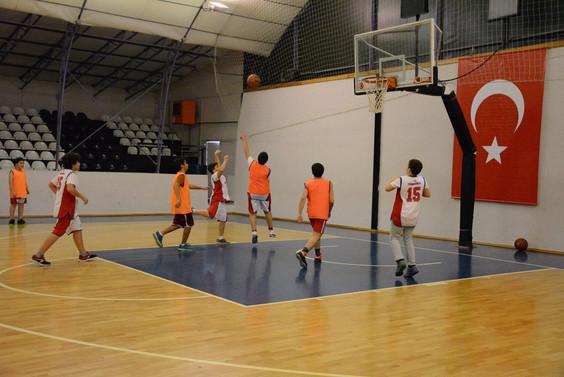 Hidayet Türkoğlu Basketbol Okulları Ankara-25