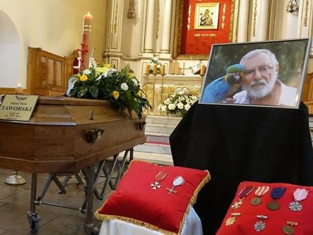 Pogrzeb Tadeusza Taworskiego
