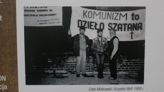Komunizm to dzieło szatana