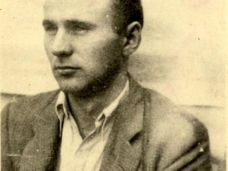 """Pogrzeb ppor. Adama Kuchciewicza ps. """"Wiktor"""""""