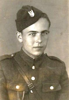 """Władysław Dubielak """"Myśliwy"""""""