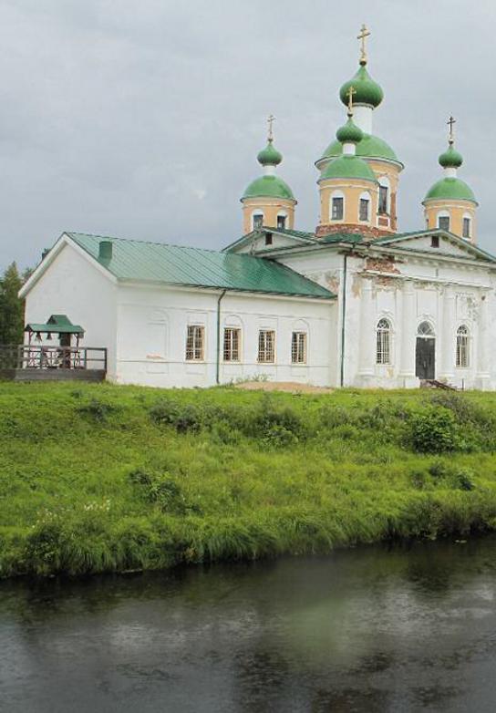 Cerkiew w Ołońcu, Fot. A. Hlebowicz