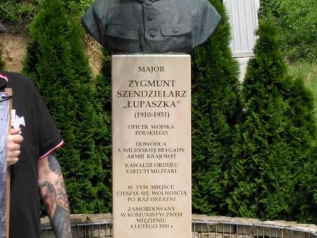 """Rocznica aresztowania Zygmunta Szendzielarza """"Łupaszki"""""""