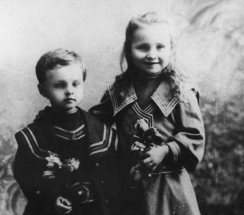 Urodzony Witold Pilecki