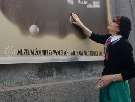 Dziś urodziny Zofii Pileckiej-Optułowicz