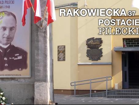 """Film """"Pilecki"""" z cyklu """"Rakowiecka 37 - Postacie"""""""
