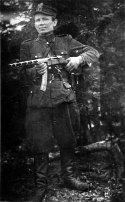 """Władysław Sadłowski ps. """"Twardy"""""""