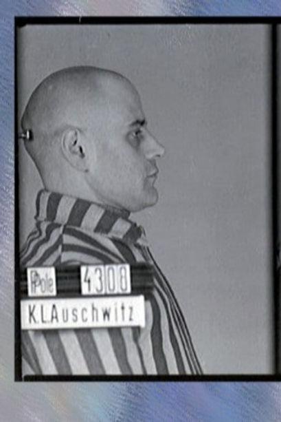 Bolesław Kuczbara więzień nr. 4308, Fot. Archiwum Państwowego Muzeum Auschwitz-Birkenau