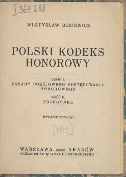 Polski kodeks honorowy.jpg
