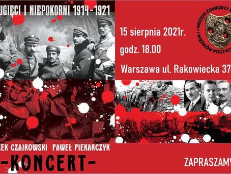 """""""Nieugięci i Niepokorni 1914-1921"""""""