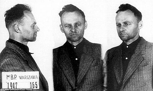 Aresztowanie rtm Witolda Pileckiego