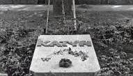 Pierwszy, nielegalny Pomnik Katyński