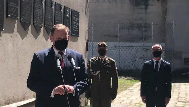 Uroczystość 70 rocznicy śmierci kpt. Gracjana Fróga ps. Szczerbiec