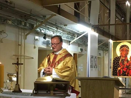 Msza św. w intencji bp Antoniego Baraniaka