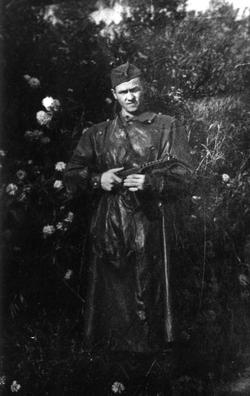 """Józef Boguszewski ps. """"Lew"""""""