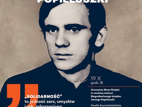 37 rocznica śmierci ks. Jerzego Popiełuszki
