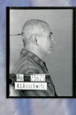 Karel Stransky więzień nr. 25625 zdjęcie sygnaliczne robione po przybyciu do obozu Fot. Archiwum Państwowego Muzeum Auschwitz-Birkenau