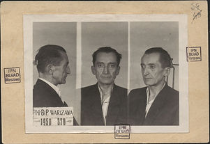 "Aresztowano  Augusta Emila Fieldorfa ""Nila"""