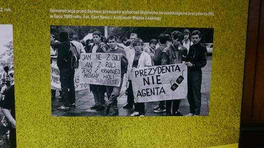 Manifestacja lipiec 1989