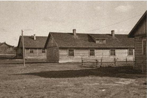 Ołoniec  w latach 20. Fot. NAC