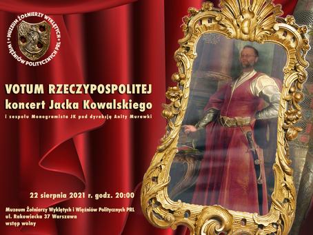 """Koncert """"Votum Rzeczypospolitej"""""""