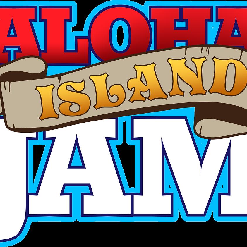 Hooked Entertainments Aloha Island Jam