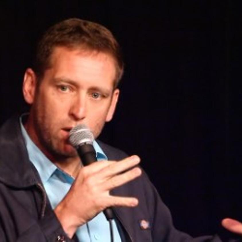 Hooked Entertainment Comedy Series - Brett Erickson