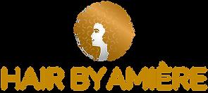 Hair by Amière Logo
