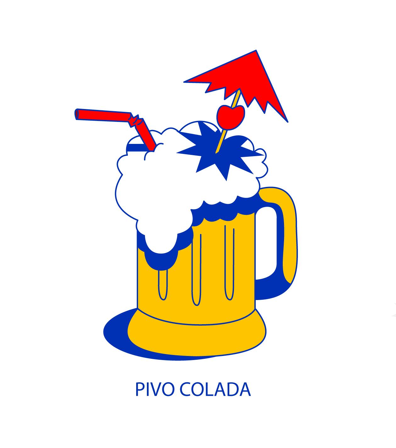 Pivo Colada
