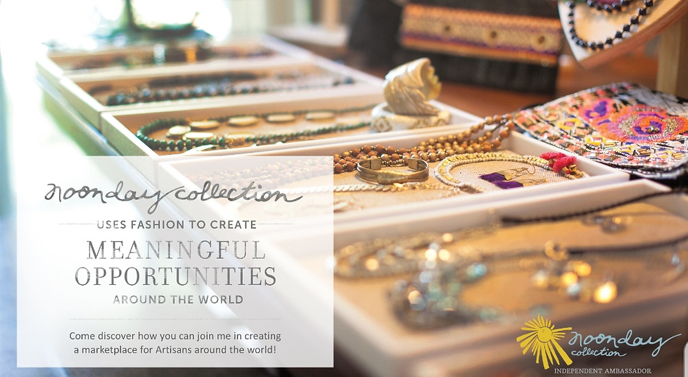 Noonday Collection provides gifts that support adoption and social justice