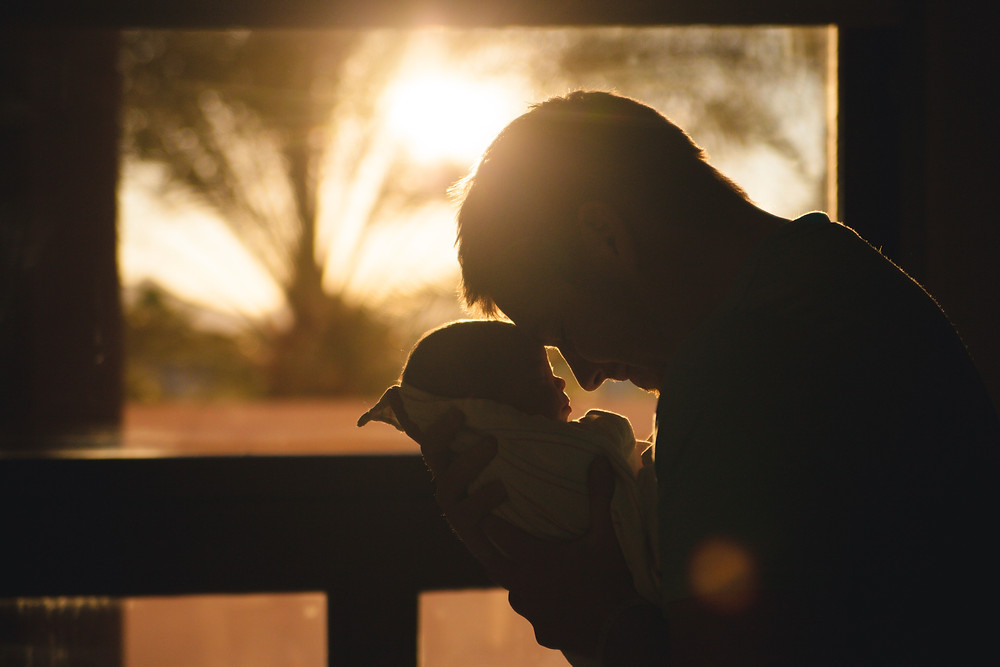 Adoption of baby from birth can still result in trauma.