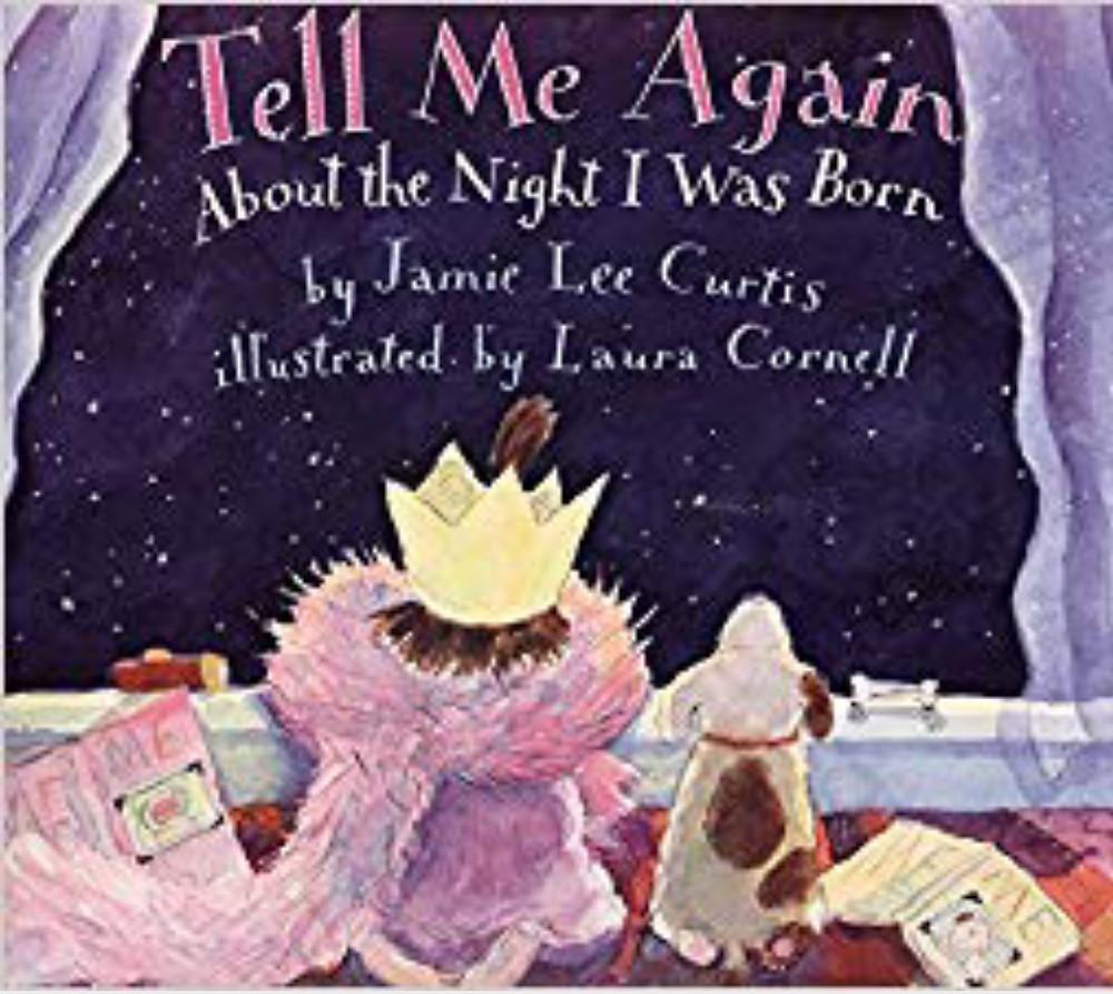 Jamie Lee Curtis Children's Book about Adoption