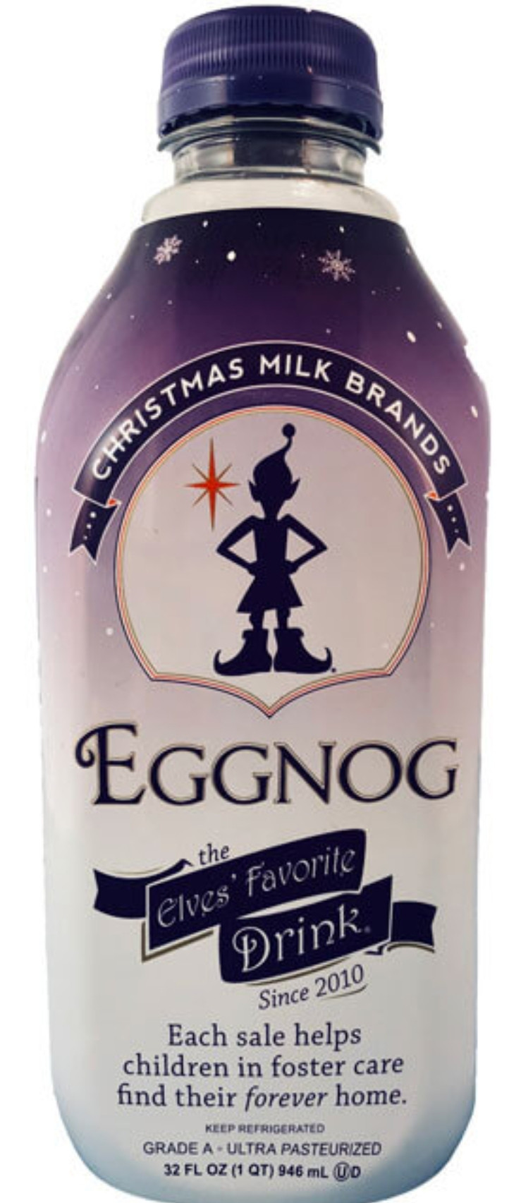Christmas Milk helps families adopting from foster care