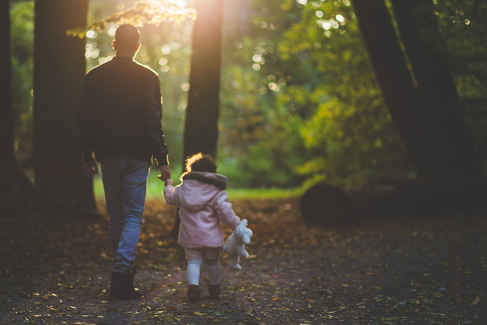 Foster and Adoptive Dads Parenting Girls