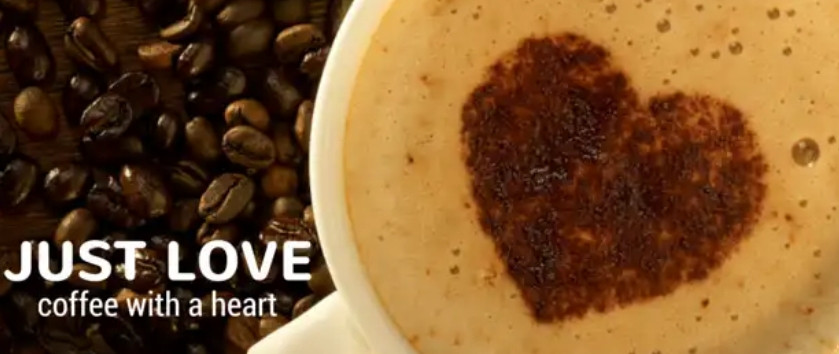 Just Love Coffee is a gift that helps adoptive families