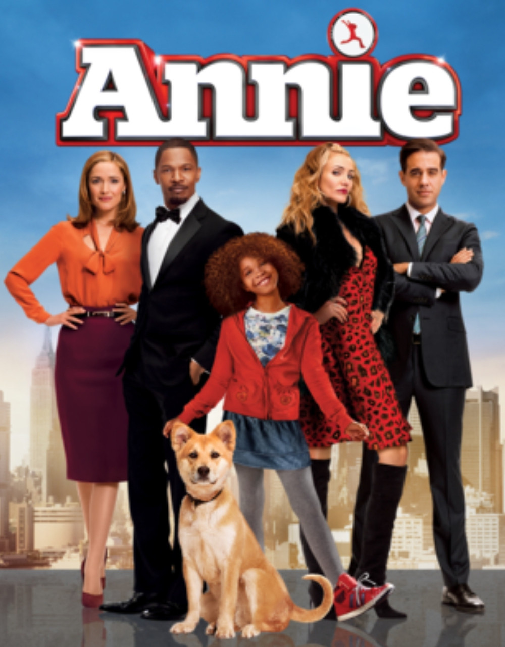 Movies about adoption, Annie
