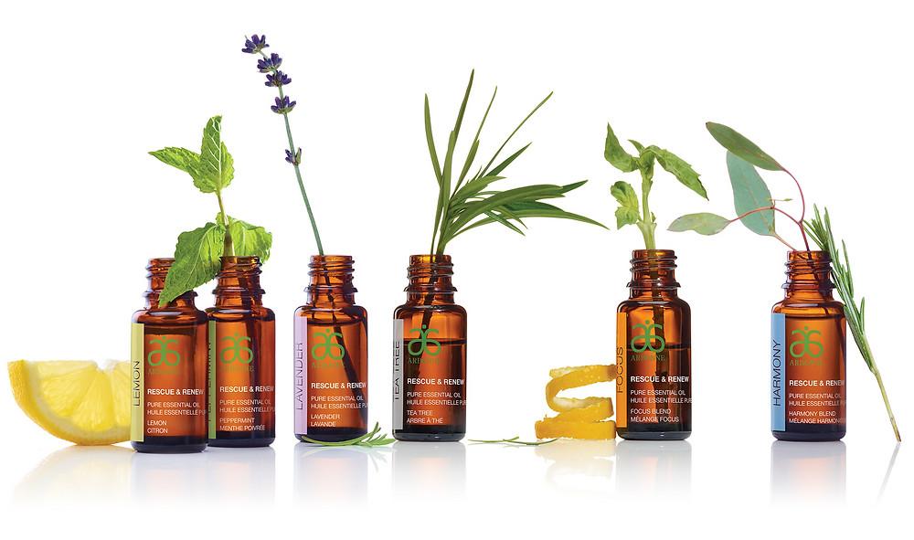 Arbonne essential oils for foster parents