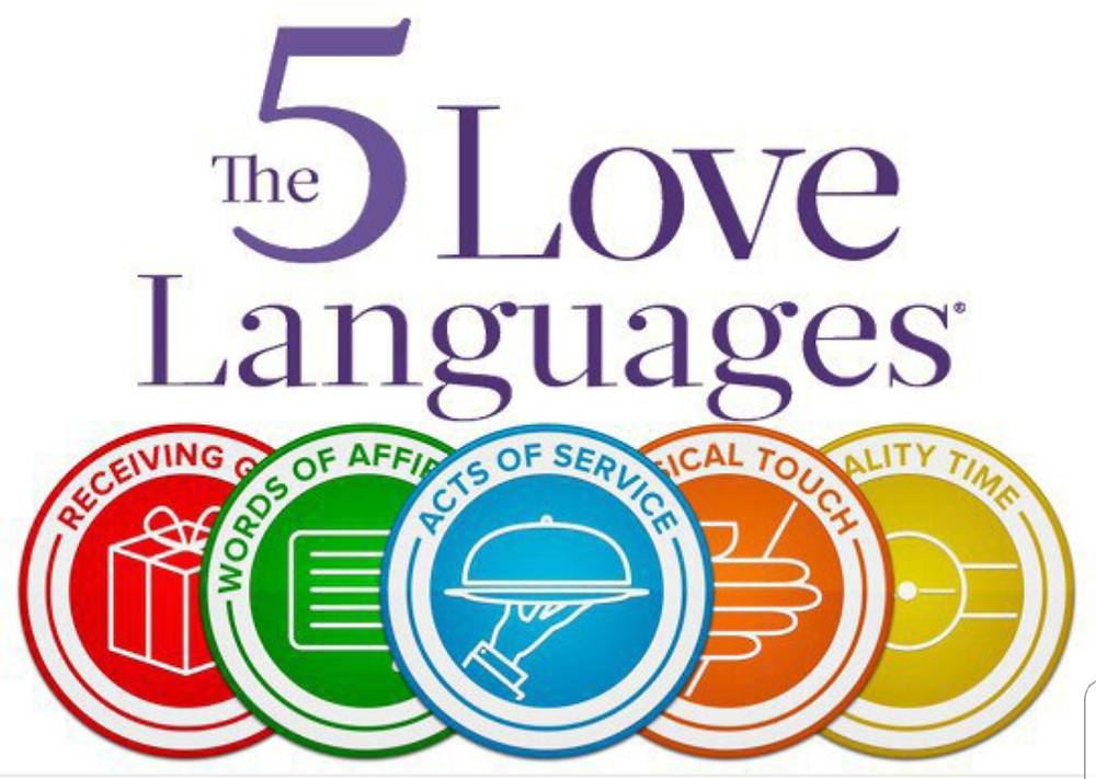 Gary Chapman Five Love Languages for Foster Family