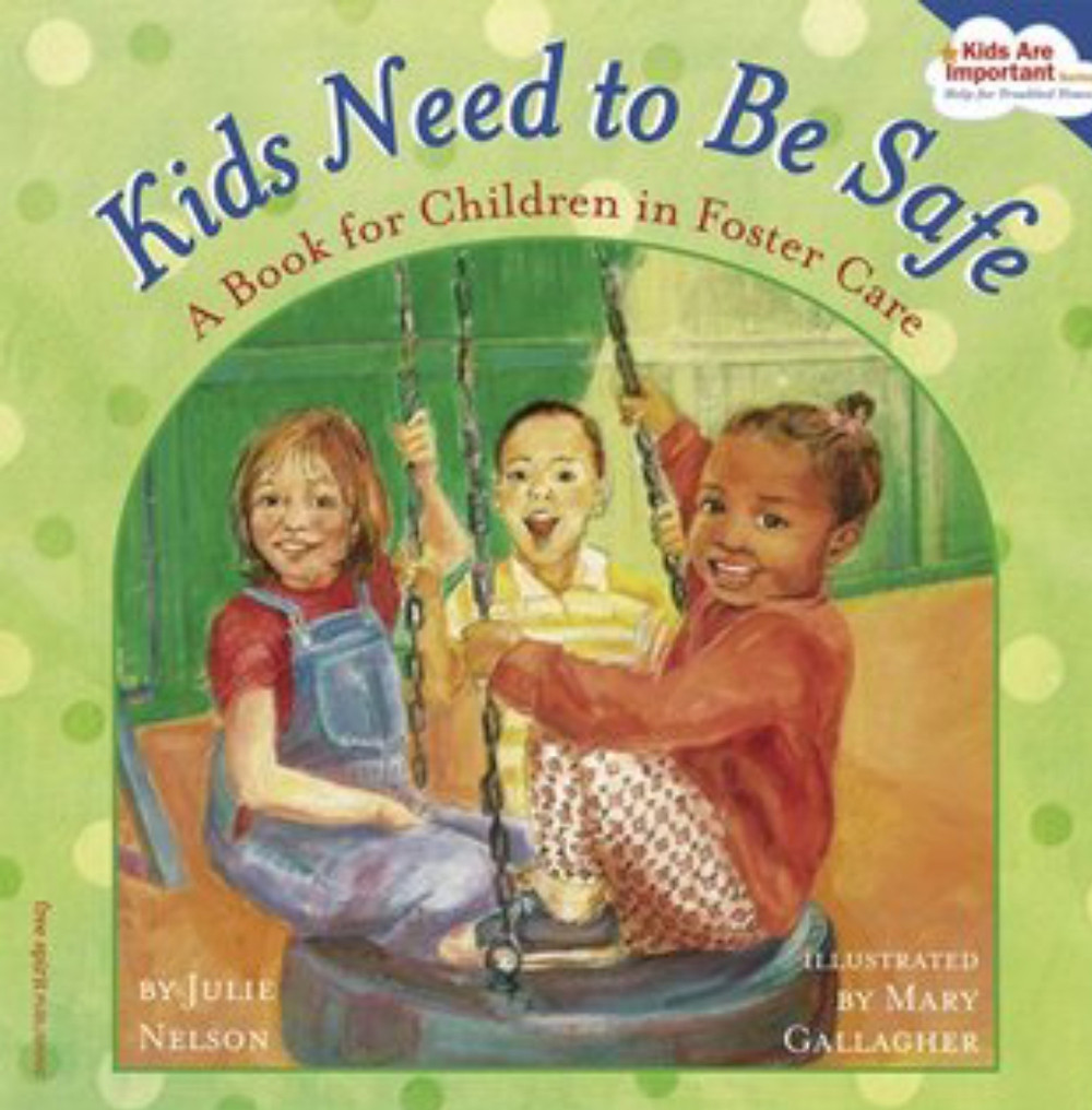 A Book for Children in Foster Care