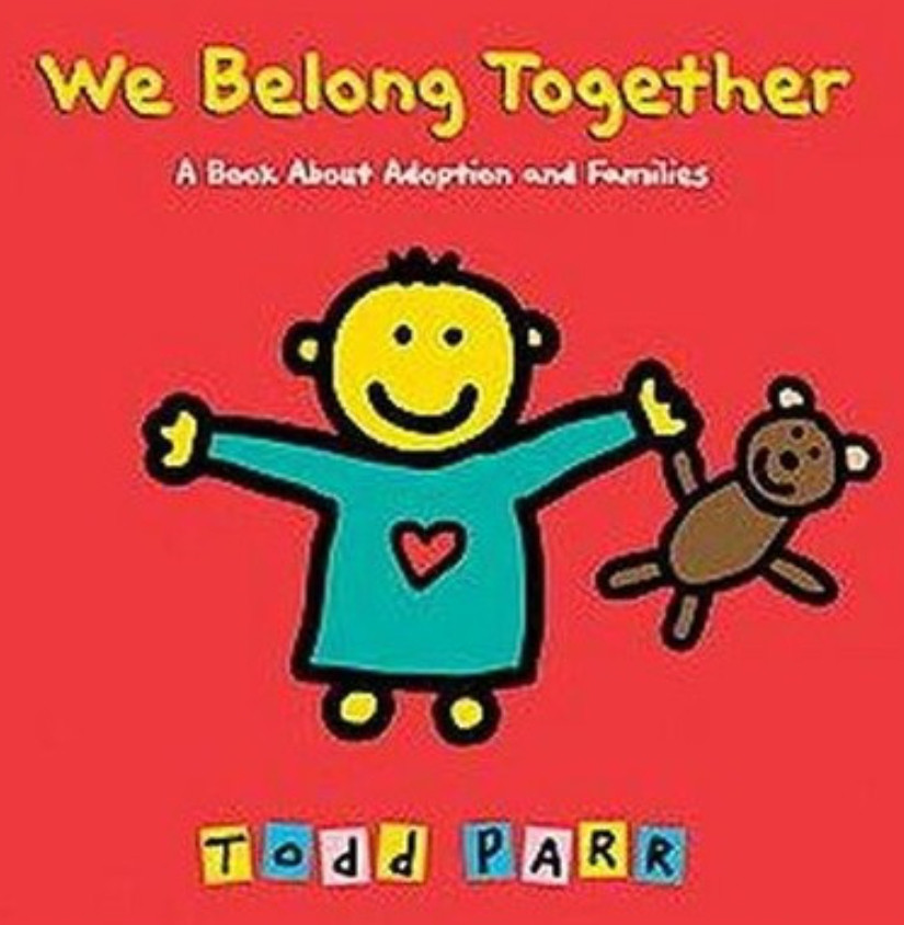A Book About Adoption and Families