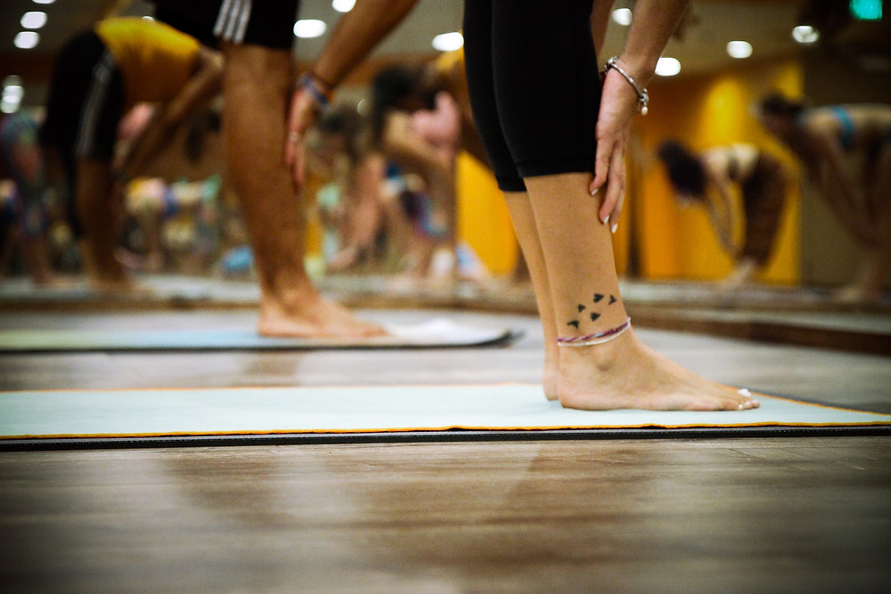 Yin Yoga can reduce stress